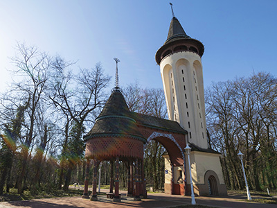 Palic water tower